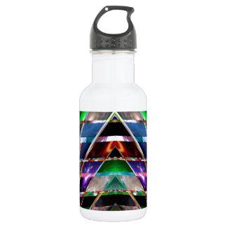 PYRAMID  - Enjoy Healing Energy Spectrum Water Bottle