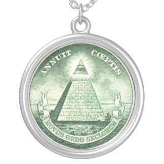 Pyramid Eye - Pendant