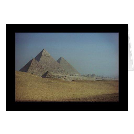 Pyramid Group Card