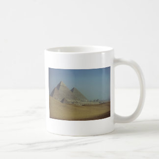Pyramid Group Classic White Coffee Mug