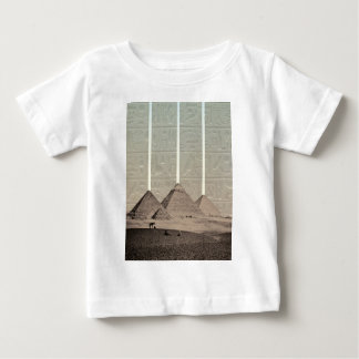 Pyramid Hieroglyph Spotlights Shirts