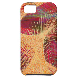 Pyramid in space iPhone SE/5/5s case