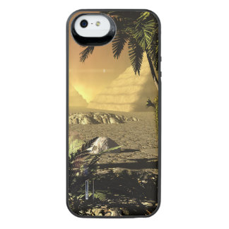 Pyramid in the sunet uncommon power gallery™ iPhone 5 battery case