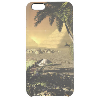 Pyramid in the sunet uncommon clearly™ deflector iPhone 6 plus case