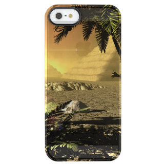 Pyramid in the sunet uncommon clearly™ deflector iPhone 5 case