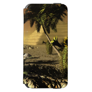 Pyramid in the sunet incipio watson™ iPhone 6 wallet case