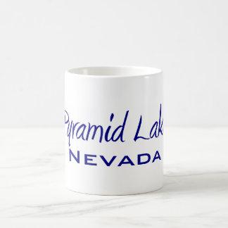 Pyramid Lake Coffee Mugs