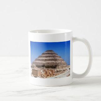 Pyramid of Djoser Coffee Mug