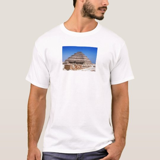 Pyramid of Djoser T-Shirt