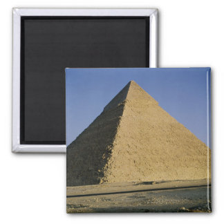 Pyramid of Khafre  c.2589-30 BC 2 Inch Square Magnet