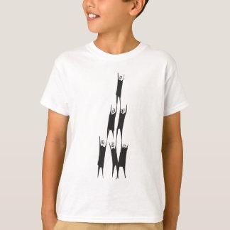 Pyramid of Men T-Shirt