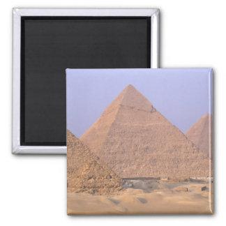 Pyramid of Menkaure Mycerinus), Pyramid of 2 Inch Square Magnet