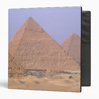 Pyramid of Menkaure Mycerinus), Pyramid of 3 Ring Binders