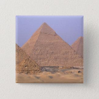 Pyramid of Menkaure Mycerinus), Pyramid of Pinback Button