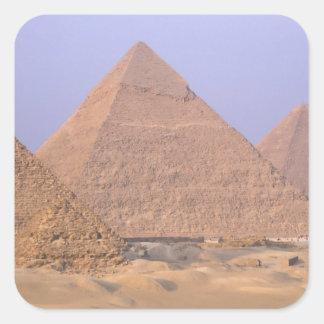 Pyramid of Menkaure Mycerinus), Pyramid of Square Sticker