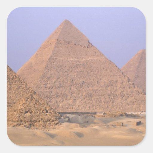 Pyramid of Menkaure Mycerinus), Pyramid of Sticker