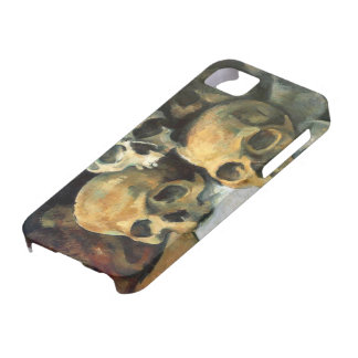 Pyramid of Skulls by Cezanne iPhone 5/S Case