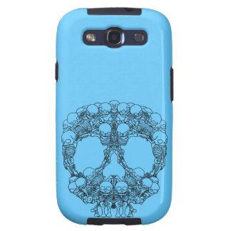 Pyramid of Skulls - Mini Skeletons Samsung Galaxy SIII Case
