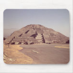 Pyramid of the Moon, built c.100-350 AD Mousepads