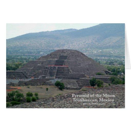 Pyramid of the Moon Card
