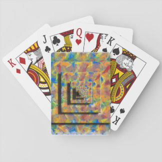 Pyramid Playing Cards