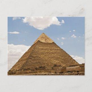 Pyramid postcard