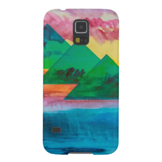 Pyramid Power Gifts Case For Galaxy S5