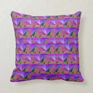 Pyramid Power Pillow