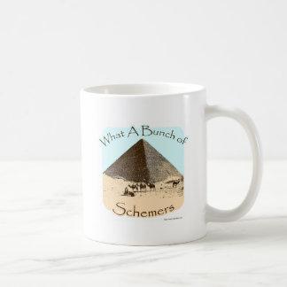 Pyramid Schemers Mug