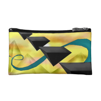 Pyramid Space Cosmetic Bag
