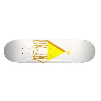 Pyramid Squid Board Skateboard Decks