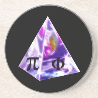 Pyramid symbol Pi and the Golden Ration Coaster