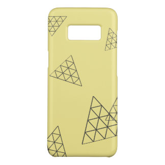 Pyramid Triangle Shapes Samsung Note 8 Phone Case
