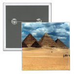 Pyramiden von Gizeh Anstecknadel