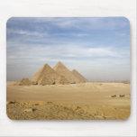 Pyramids Cairo, Egypt Mouse Pad