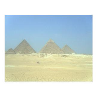 Pyramids Cairo Postcards