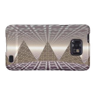Pyramids Galaxy S2 Covers