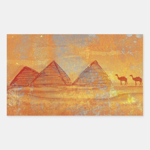 Pyramids Giza Sticker