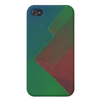 Pyramids in Colour Cases For iPhone 4