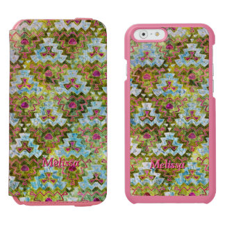 Pyramids iPhone 6/6s Wallet Case