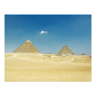 Pyramids Letterhead