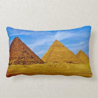 Pyramids Lumbar Pillow