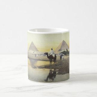 Pyramids Mug