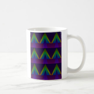 Pyramids Classic White Coffee Mug