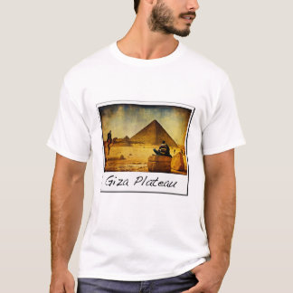 Pyramids of Egypt - Giza T-Shirt