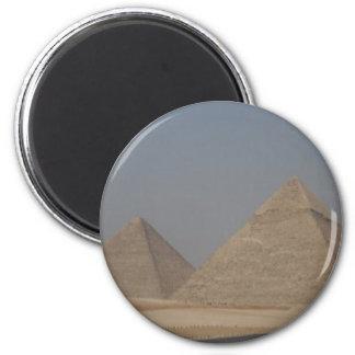 pyramids of Egypt Magnet