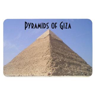 Pyramids of Giza Magnet