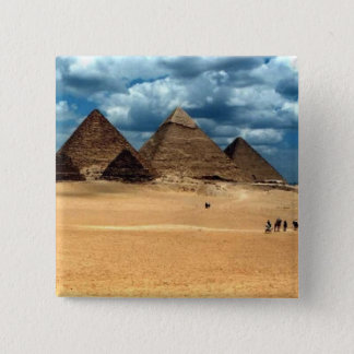 Pyramids of Gizeh Pinback Button