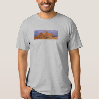 pyramids plack t-shert tee shirt