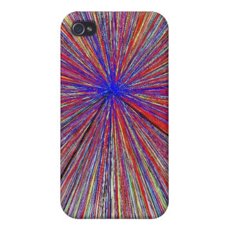 Pyramind power of love iPhone 4 cover